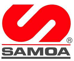 samoa  Heavy Duty Air-Operated Grease Pumps logo samoa3