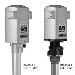 PumpMaster 35 olie pomp